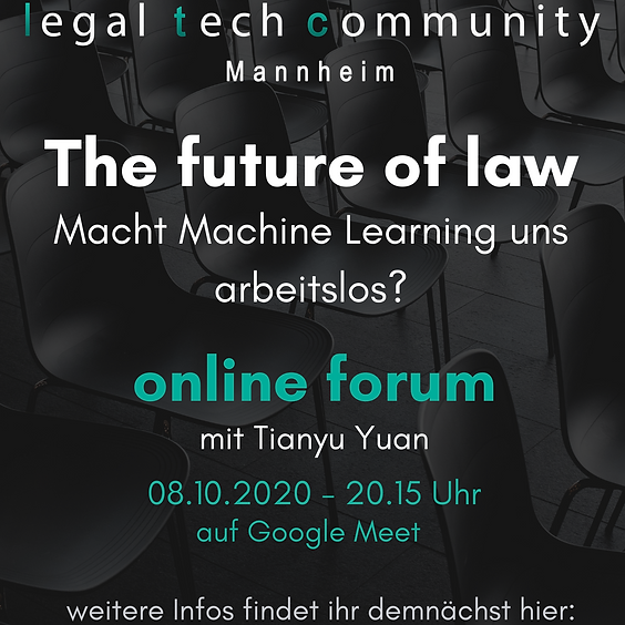 online forum - The future of law (1)