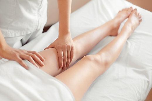 Masážní terapie