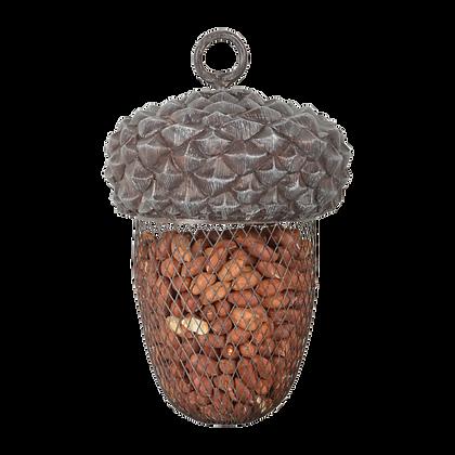 Distributeur de graines - Pomme de pin