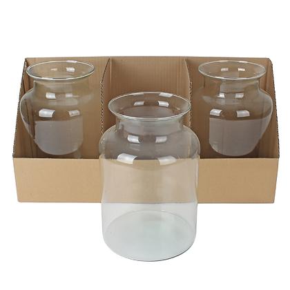 Vase pour terrarium végétal