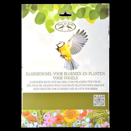 Semences de fleurs pour oiseaux
