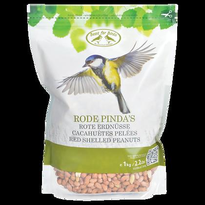 Cacahuètes pour oiseaux