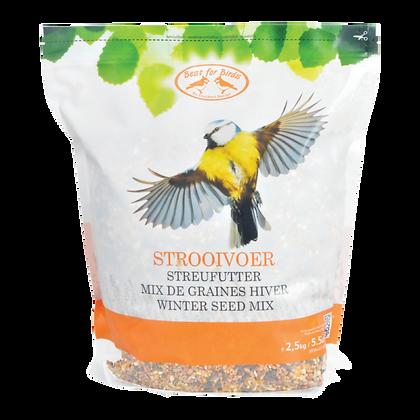Mix de graines pour oiseaux