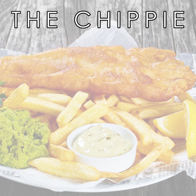 Monthly fish & chip lunch - take a battering!