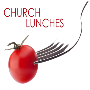 Our monthly church family meal together - all welcome