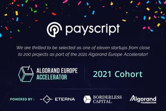 Meet our 2021 Cohort: Payscript