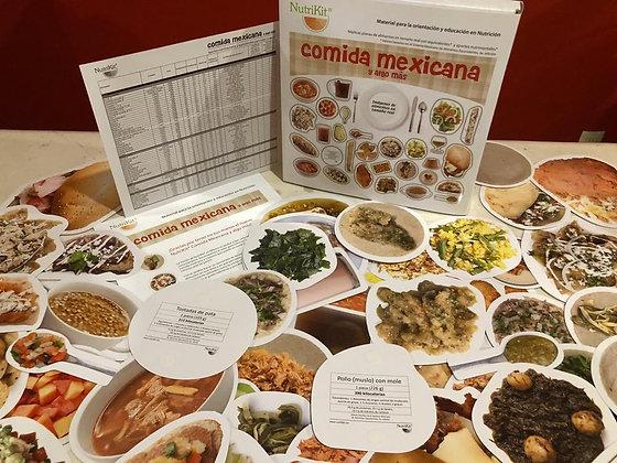 Nutrikit comida mexicana y algo más