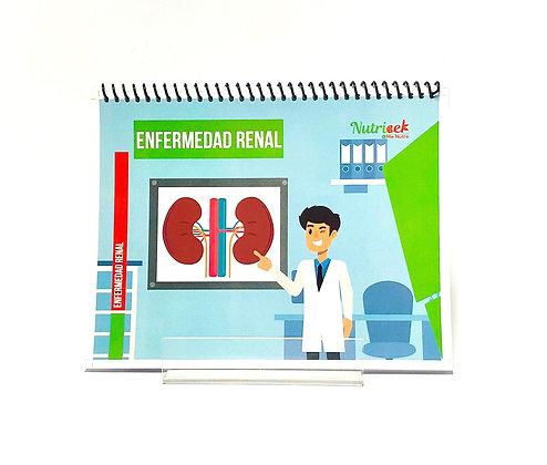 Rotafolio interactivo Nutricek Enfermedad Renal