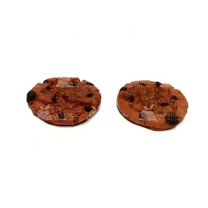 Réplica de galleta con chispas Nutrifood