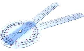 Goniómetro grande