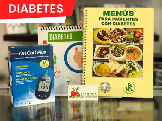 Paquete Consultas Diabetes
