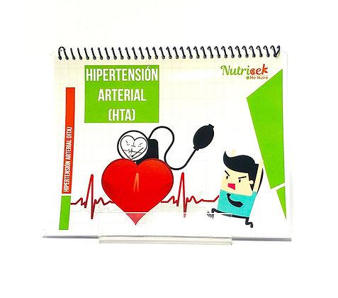 Rotafolio interactivo Nutricek Hipertensión Arterial
