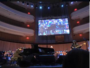 Segerstrom Concert Hall, Costa Mesa, CA, w/Herb & Lani