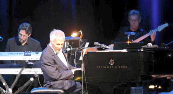 w/Burt Bacharach (David Coy on bass)