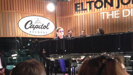 """The Diving Board"" premiere concert, Capitol Studio A"
