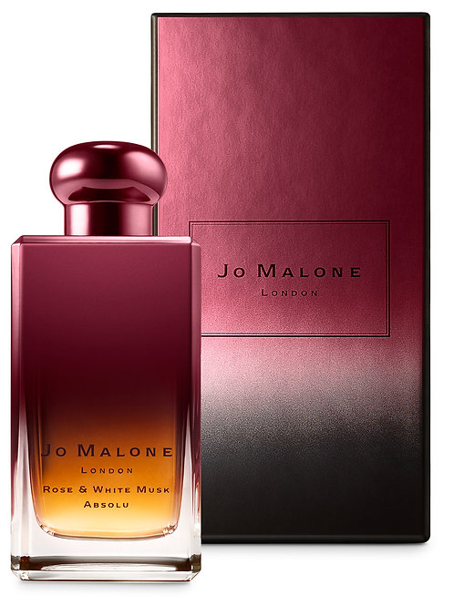 JO MALONE ROSE&WHITE MUSK ABSOLU TESTER 100ML