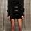 Thumbnail: Georges Hobeika Black Mini Dress US 6