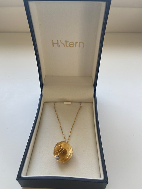 H Stern Gold Necklace