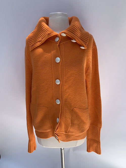 Orange Marc Jacobs Cardigan Size Small