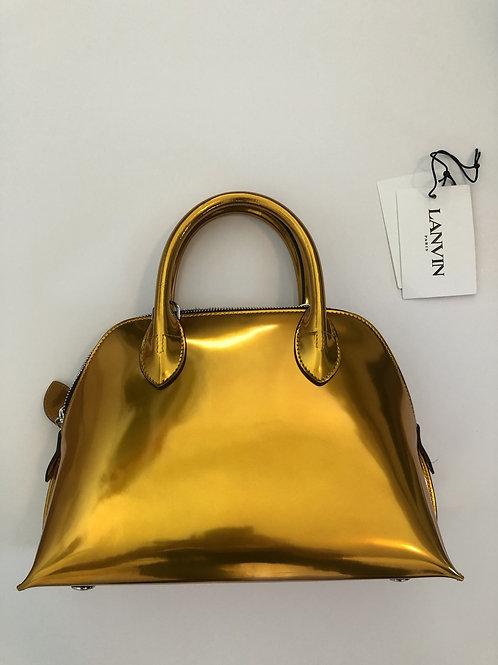 Lanvin Gold Bag
