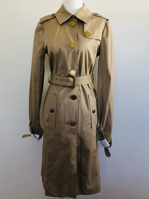 Tory Burch Trench Coat Size 2