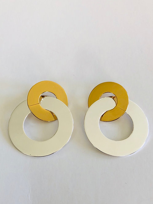 Jenny Bird Hoop Earrings