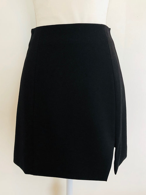 Elliatt Black Mini Skirt Size Small