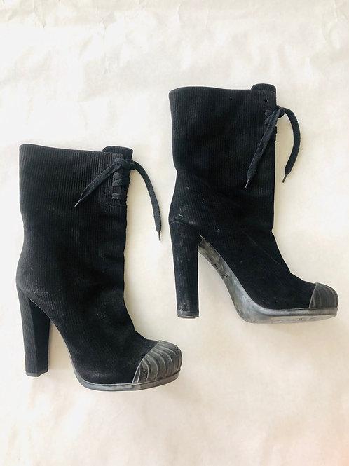 Vintage Fendi Boots Size 9.5