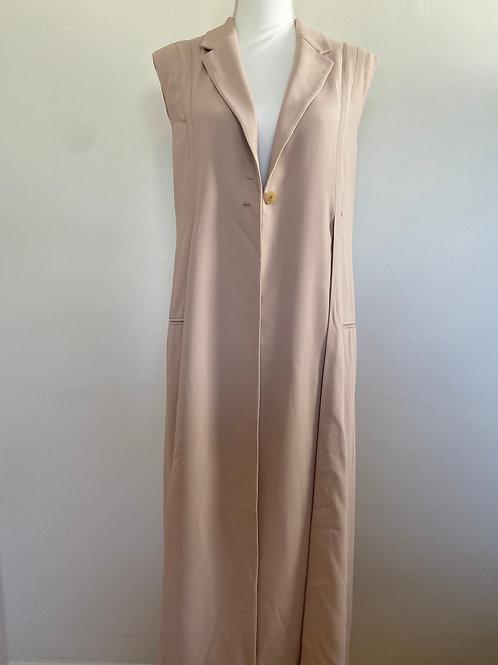 Calvin Klein Sleeveless Jacket Size 8