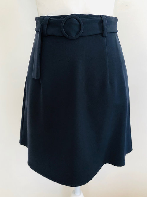 The Fifth Label Navy Mini Skirt Size Small