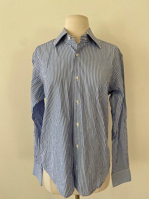 Etro Men's Dress Shirt Size M