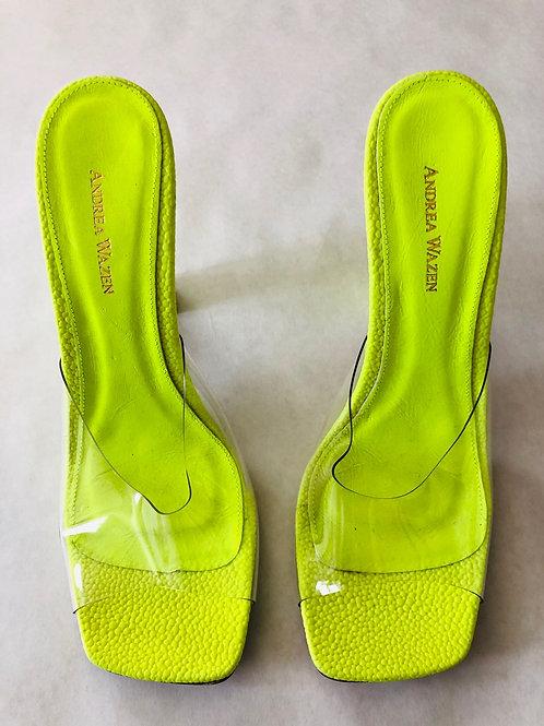 Andrea Wazen Sandals Size 10