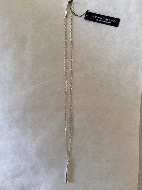 Jenny Bird Sterling Silver Necklace