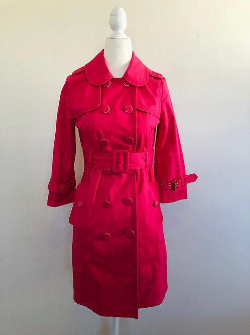 Juicy Couture Trench Coat Size S