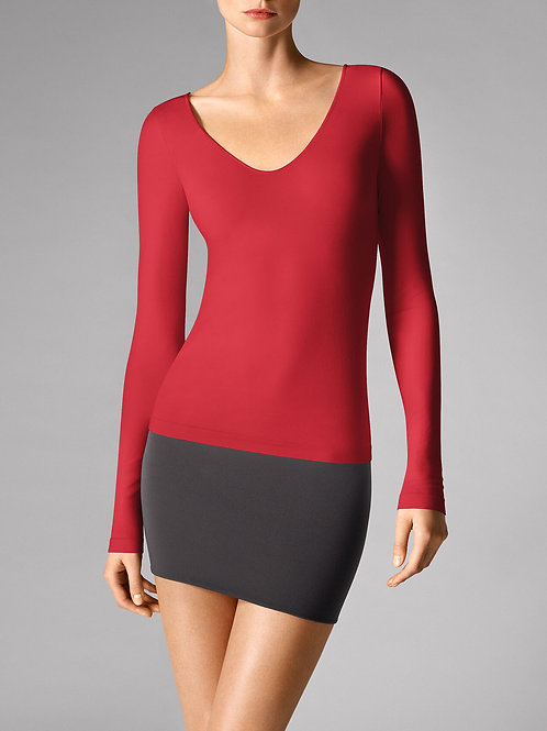 Wolford Viscose Pullover Size S