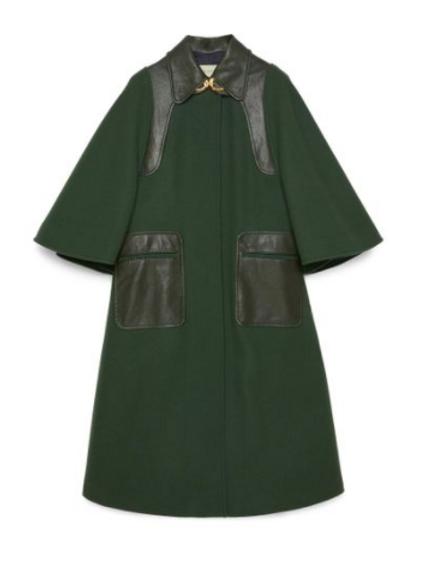 Gucci Wool Coat Size 6