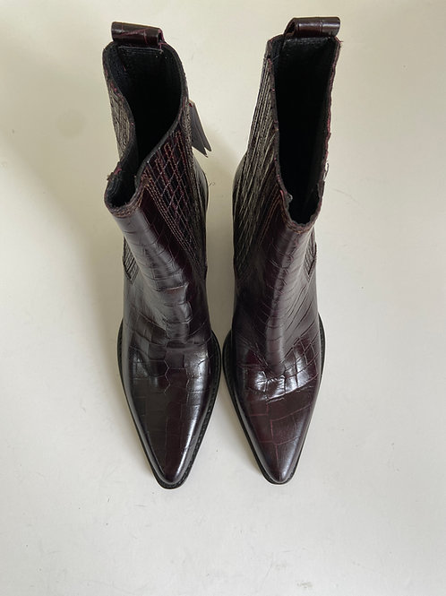 Zara Ankle Boots Size US 6.5