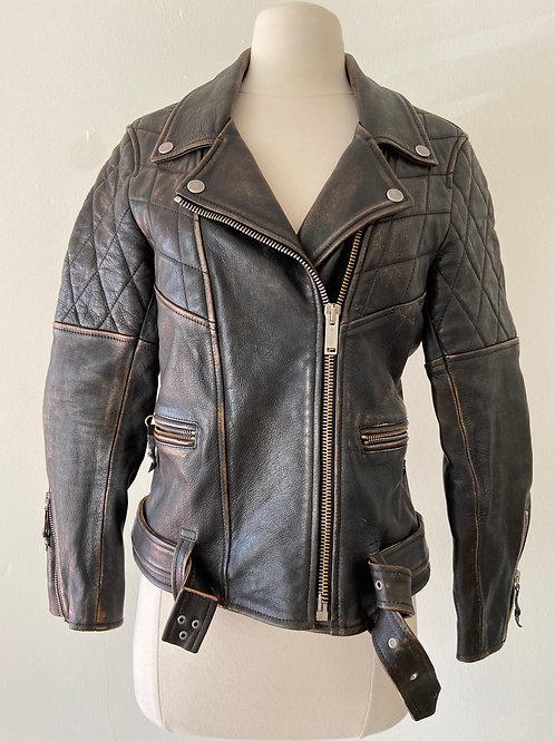 Golden Goose Leather Jacket Size 0-2