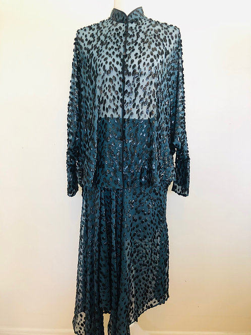 Petar Petrov Blouse and Skirt Size 4