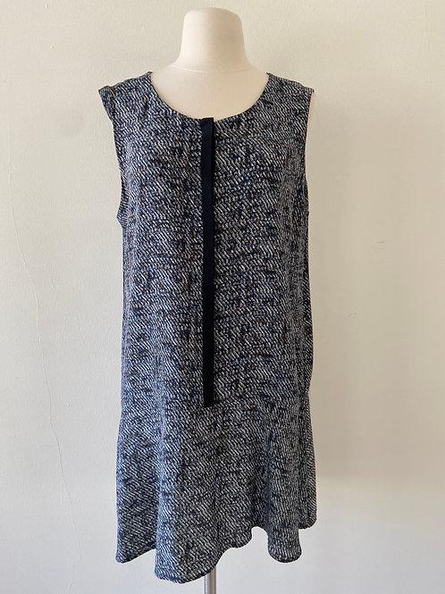 A.L.C. Printed Dress Size L
