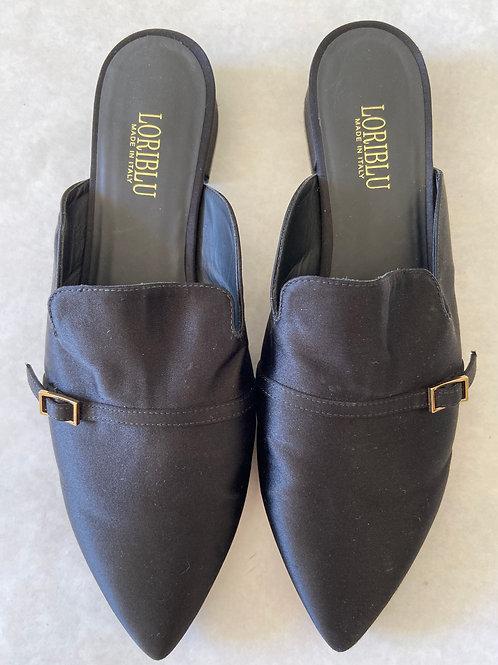 Loriblu Flat Mules Size 11
