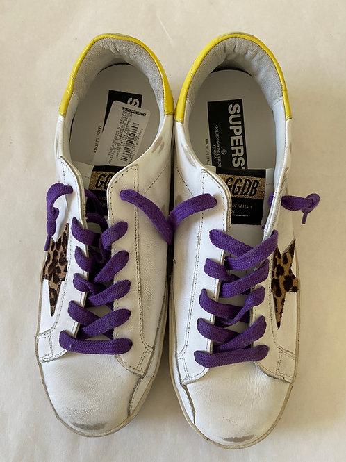 Golden Goose Superstar Sneakers Size 40