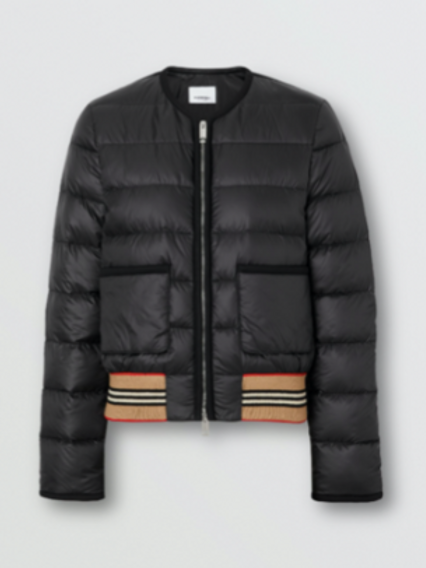 Burberry Puffy Jacket Size M