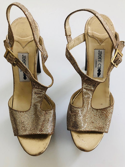 Jimmy Choo Platforms Size 10