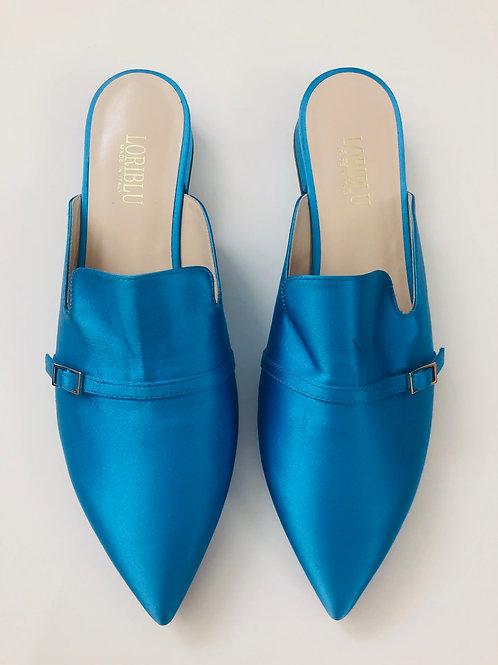 Loriblu flat mules Size 10