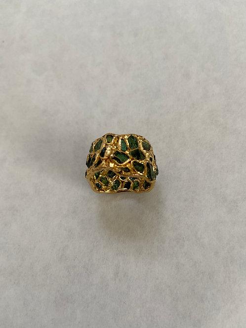German Kabirski Ring Size 6-6.5