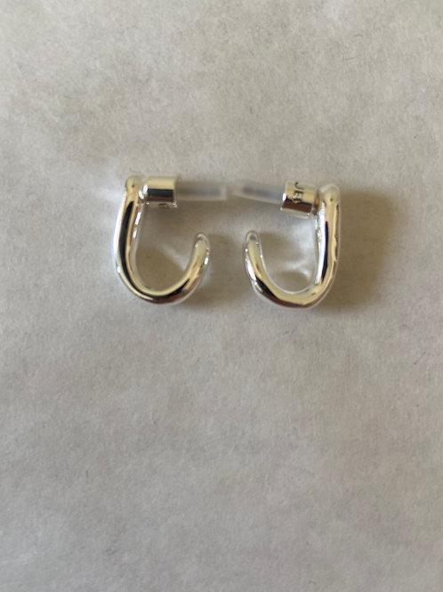 Jenny Bird Sterling Silver Earrings