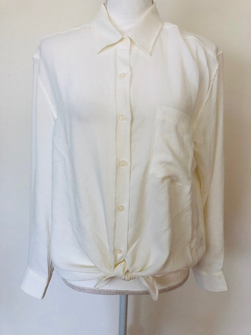 7 For All Mankind Blouse Size Small
