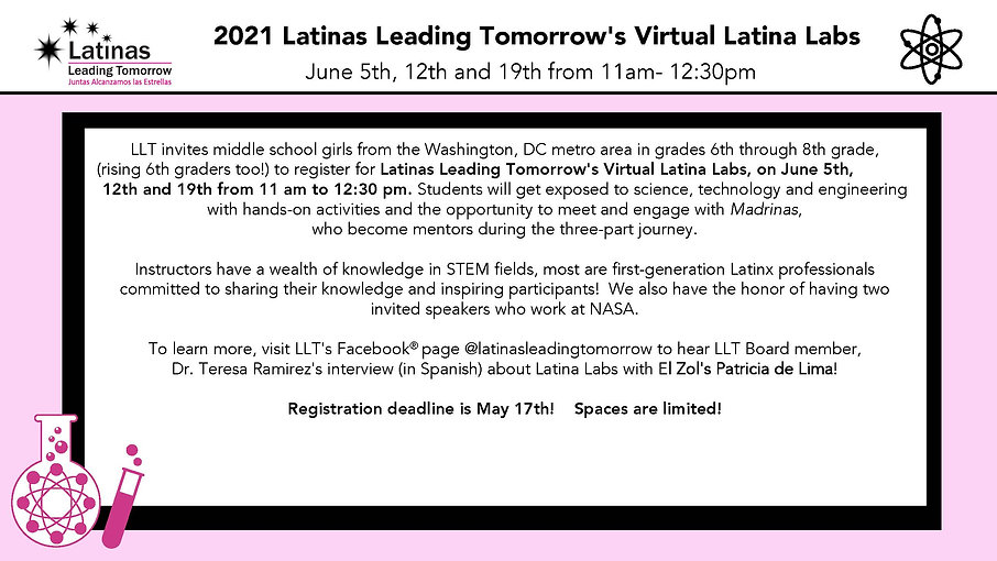 Latina Labs Informational Session_for WI