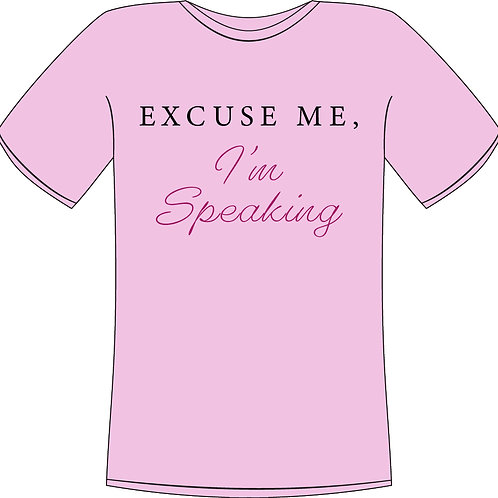 """Excuse Me"" t-shirt"